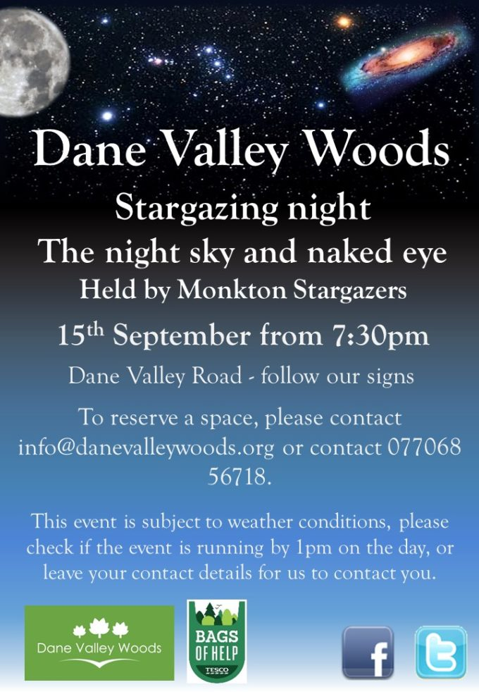 Star gazing event